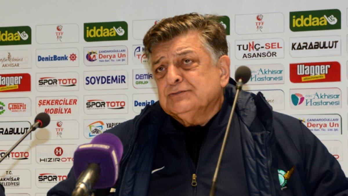 Yılmaz Vural'dan Eskişehirspor açıklaması