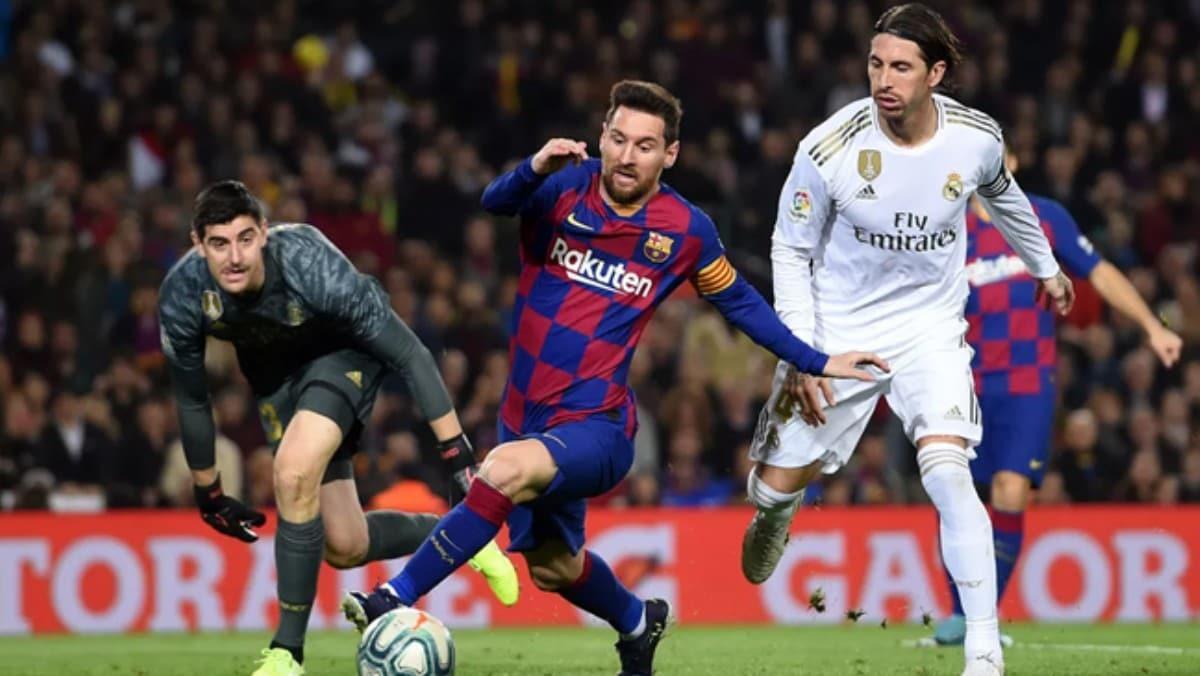 Barcelona, ligde Real Madrid'e karşı oynadığı son 11 maçın 8'ini kazandı