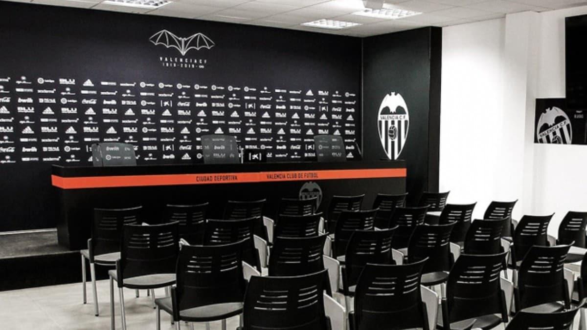 Valencia, koronavirüse tedbir olarak basın toplantılarını iptal etti