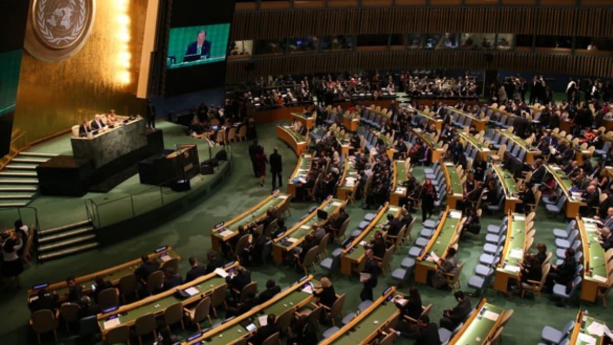 BM'den Türkiye için flaş çağrı: Desteği artırın