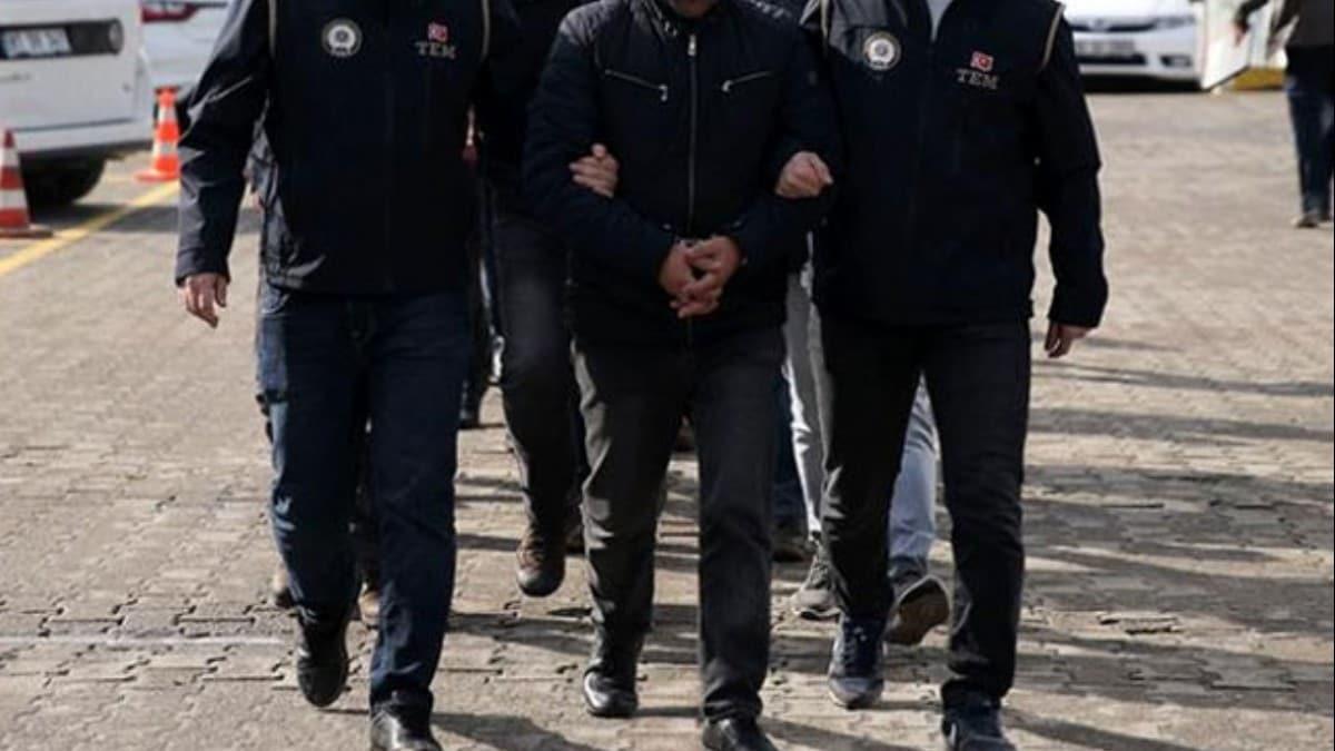 Düzce merkezli 5 ilde terör operasyonu: 11 gözaltı
