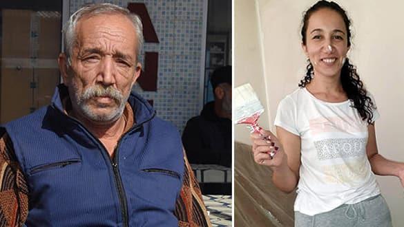 16 yıl sonra kavuşmuşlardı, beş gün sonra cinayete kurban gitti