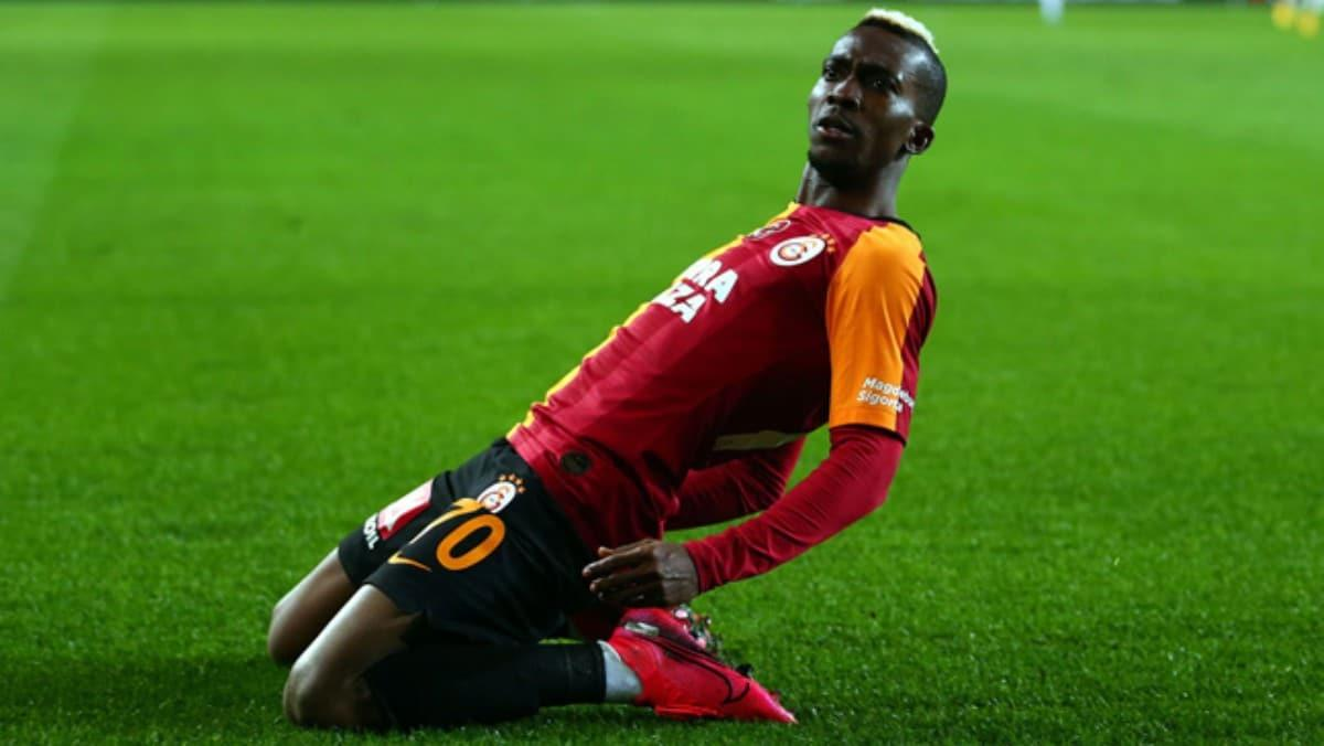 Galatasaray, Henry Onyekuru için Monaco ile 1 yıllık yeni sözleşme imzalıyor