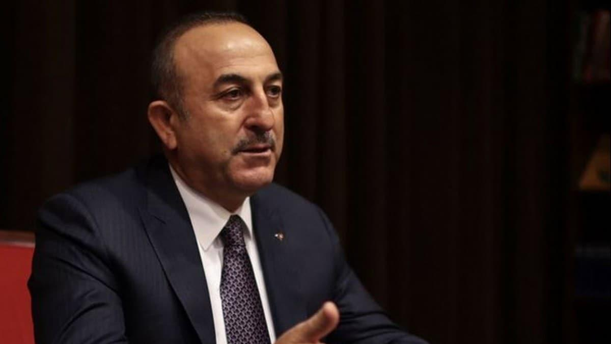 Bakan Çavuşoğlu'ndan kritik Rusya açıklaması! Tarih verdi