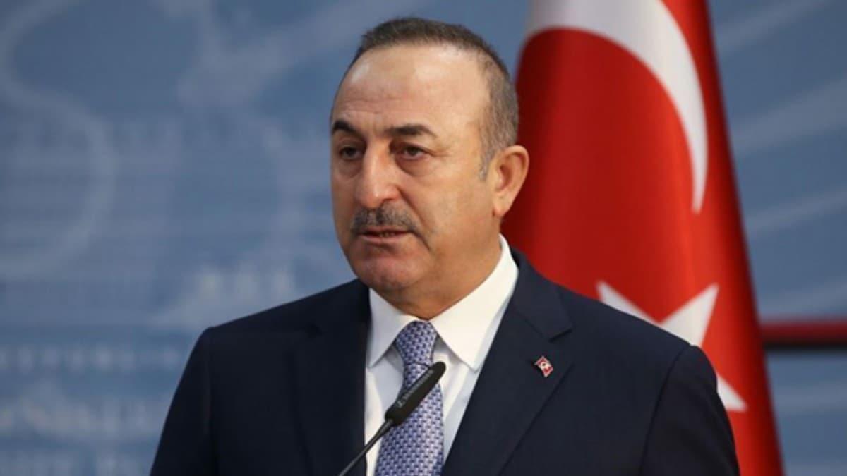 Bakan Çavuşoğlu: Sahada da masada da taviz vermeyeceğiz