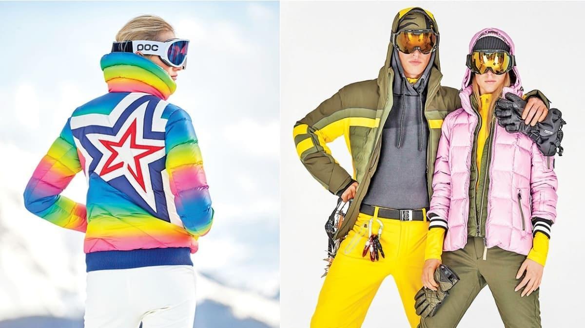 2020 modasına uygun kayak kıyafeti trendleri