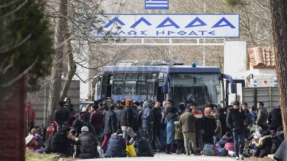 Yunanistan'dan AB Dış Politika Konseyine acil 'düzensiz göçmen' toplantısı çağrısı