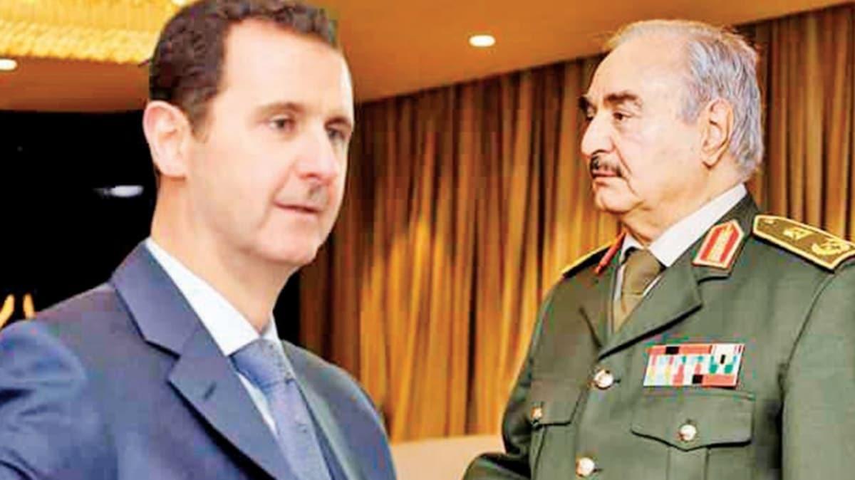 Hafter heyetinden Şam'a üst düzey ziyaret