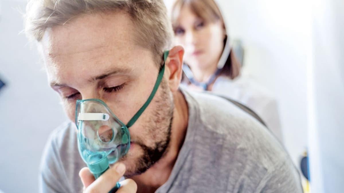 Gripte akciğerin iltihaplanma riski var