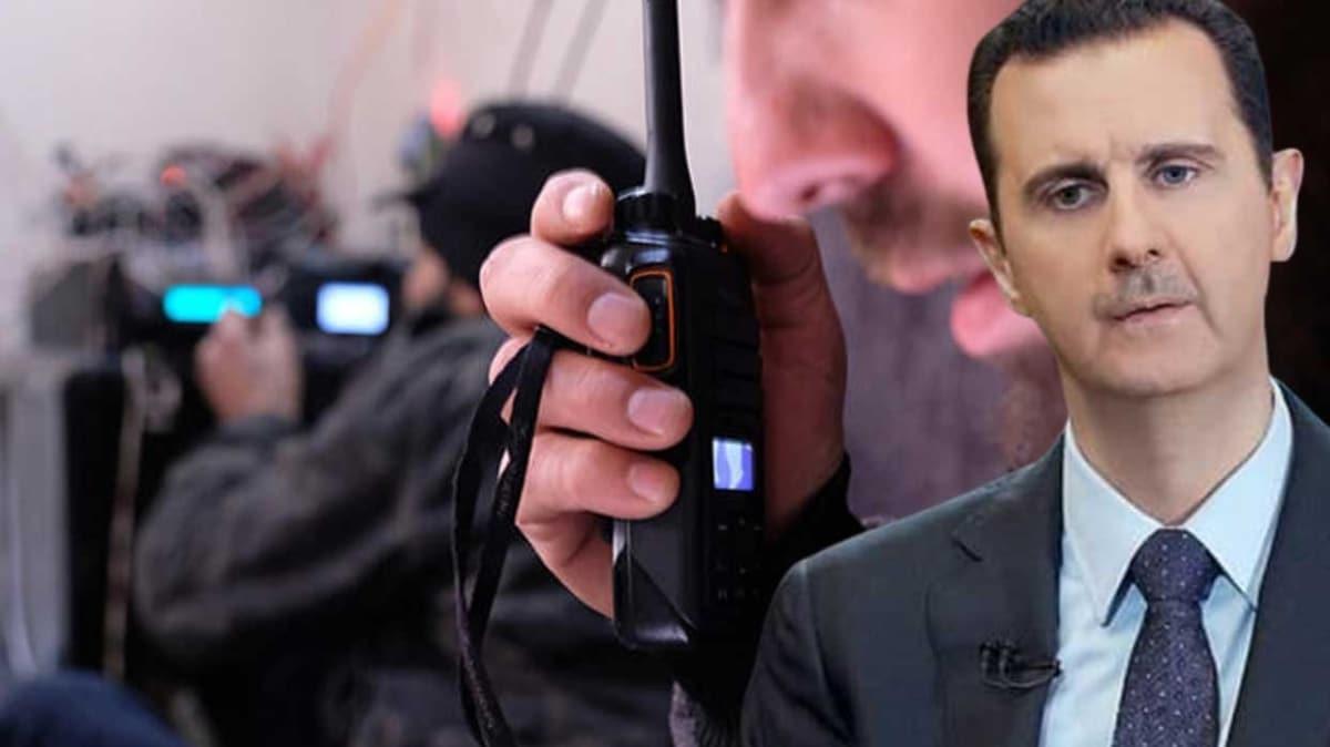 Rejim telsizcisine yanıtı, muhaliflerin telsizcisi verdi...  Esed'in askeri 'kötü haber'e inanamadı! 'SU24 cevap vermiyor'