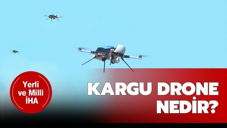 """Yerli ve milli Kargu drone özellikleri ile dikkati çekiyor! Kargu drone nedir, özellikleri nelerdir"""""""