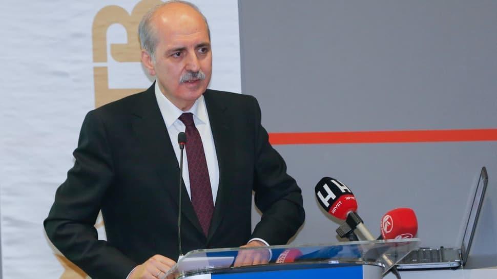 AK Parti Genel Başkanvekiili Kurtulmuş: Türkiye'nin müdahalesi olmasa İdlib de Saraybosna gibi Grozni gibi Srebrenitsa gibi olacaktı