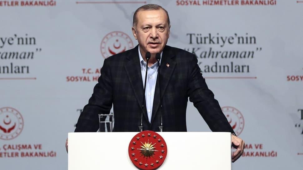 Başkan Erdoğan, Yunanistan'a seslendi: Kapılarını aç, bu yükten kurtul