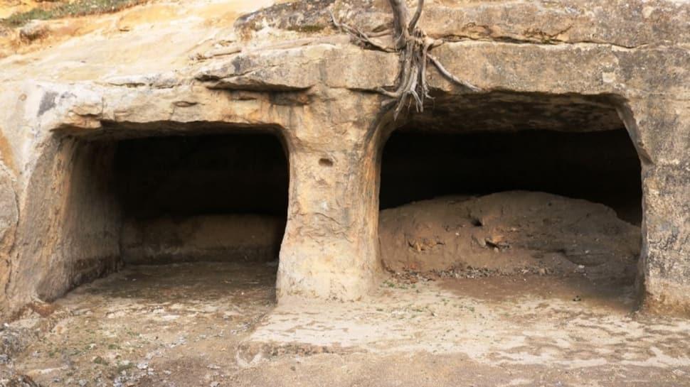 Diyarbakır'daki asırlık mağaralar keşfedilmeyi bekliyor