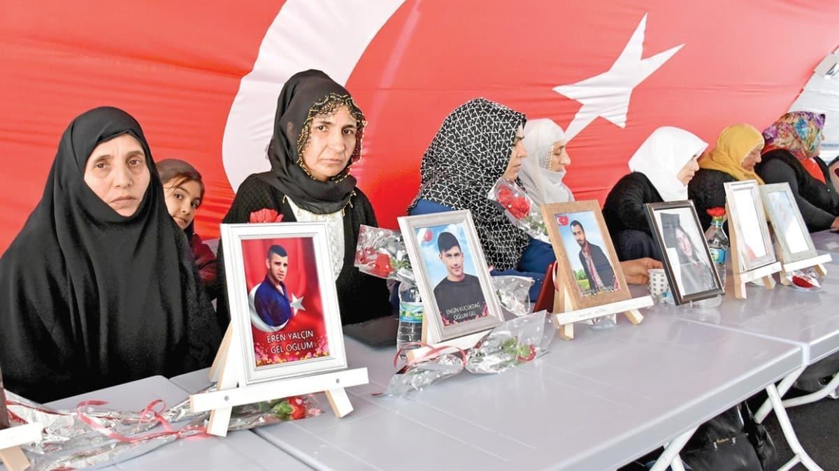 HDP'ye tepki: Evlatlarımızı verin biz de kadınlar gününü kutlayalım