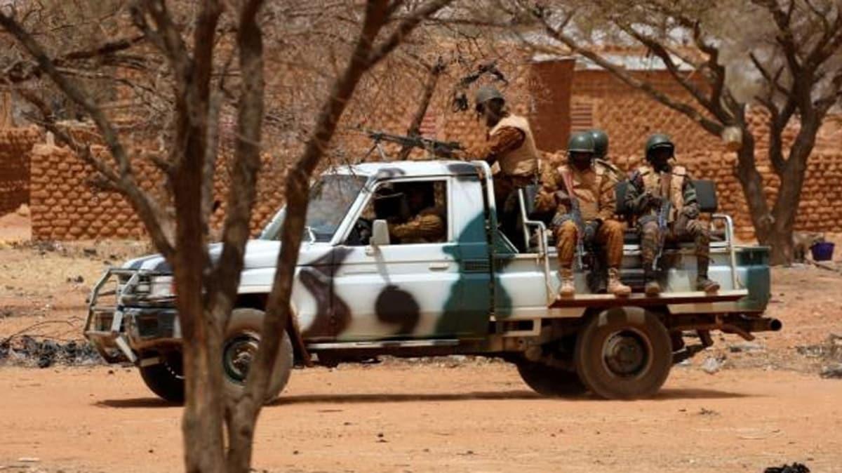 Burkina Faso'da 2 köye saldırı: 43 ölü