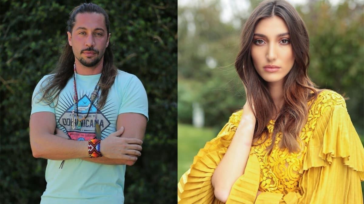 Türkiye Güzeli Şevval Şahin, Survivor ile ünlenen Yiğit Marcus Aral ile aşk yaşıyor