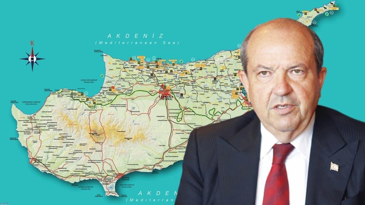 KKTC Başbakanı Ersin Tatar: Kıbrıs adasında kalıcı ayrılığın zamanı geldi