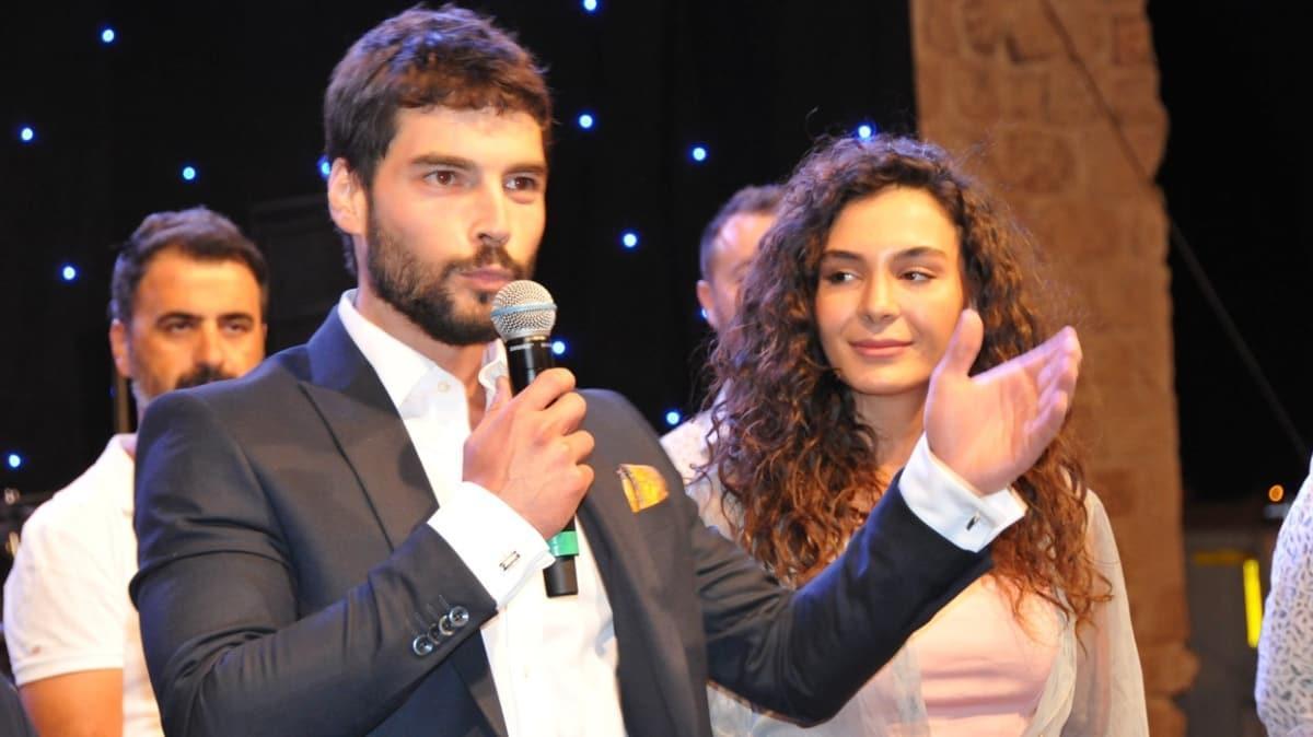 Hercai'nin yıldızı Ebru Şahin'den Akın Akınözü hakkında bomba itiraf!