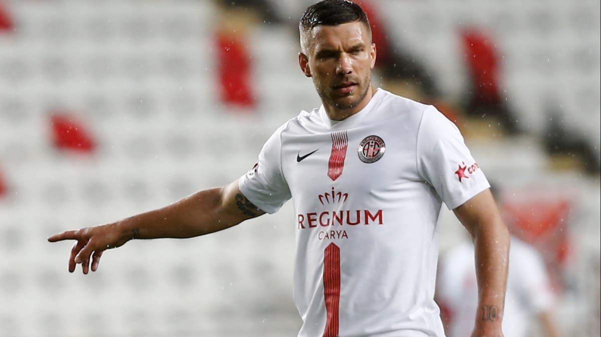 Lukas Podolski: Çok güzel bir ülkeniz var
