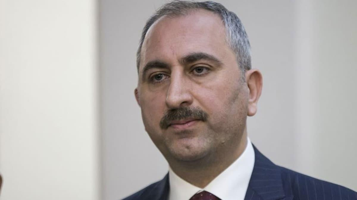 Adalet Bakanı Gül, cezaevlerinde rastlanan pozitif vaka olmadığını açıkladı