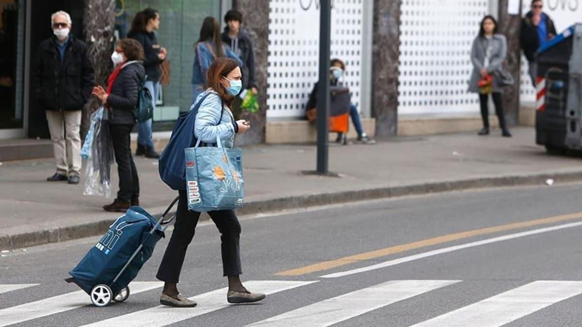 İtalya'da koronavirüs bilançosu ağırlaşıyor! Bir günde 601 kişi öldü