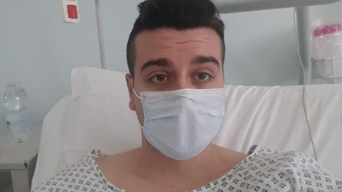 '1 numaralı hasta' iyileşti