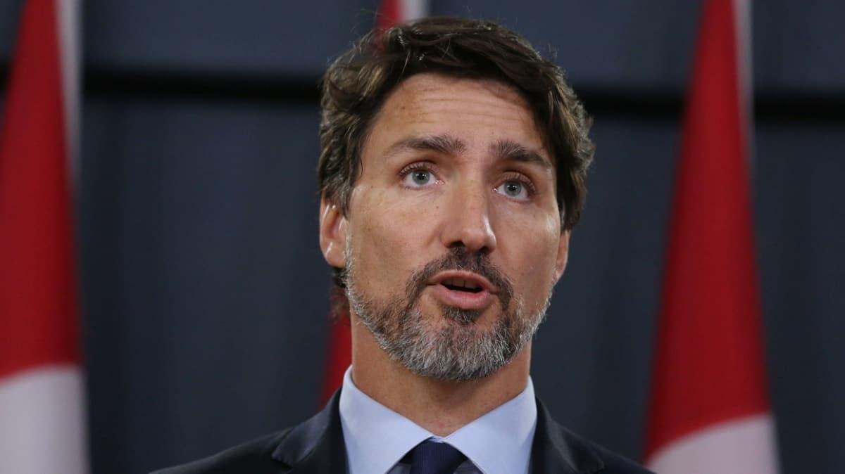 Trudeau isyan etti: Yeter artık