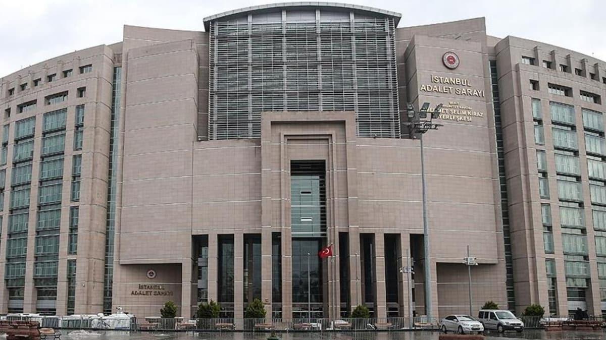 İstanbul Adliyesi hakiminde korona