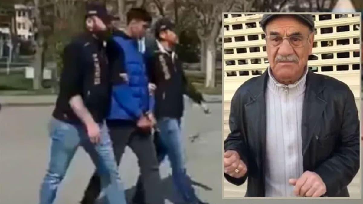 İhsan Amca'ya yapılan saygısızlığın cezası belli oldu: Örnek karar
