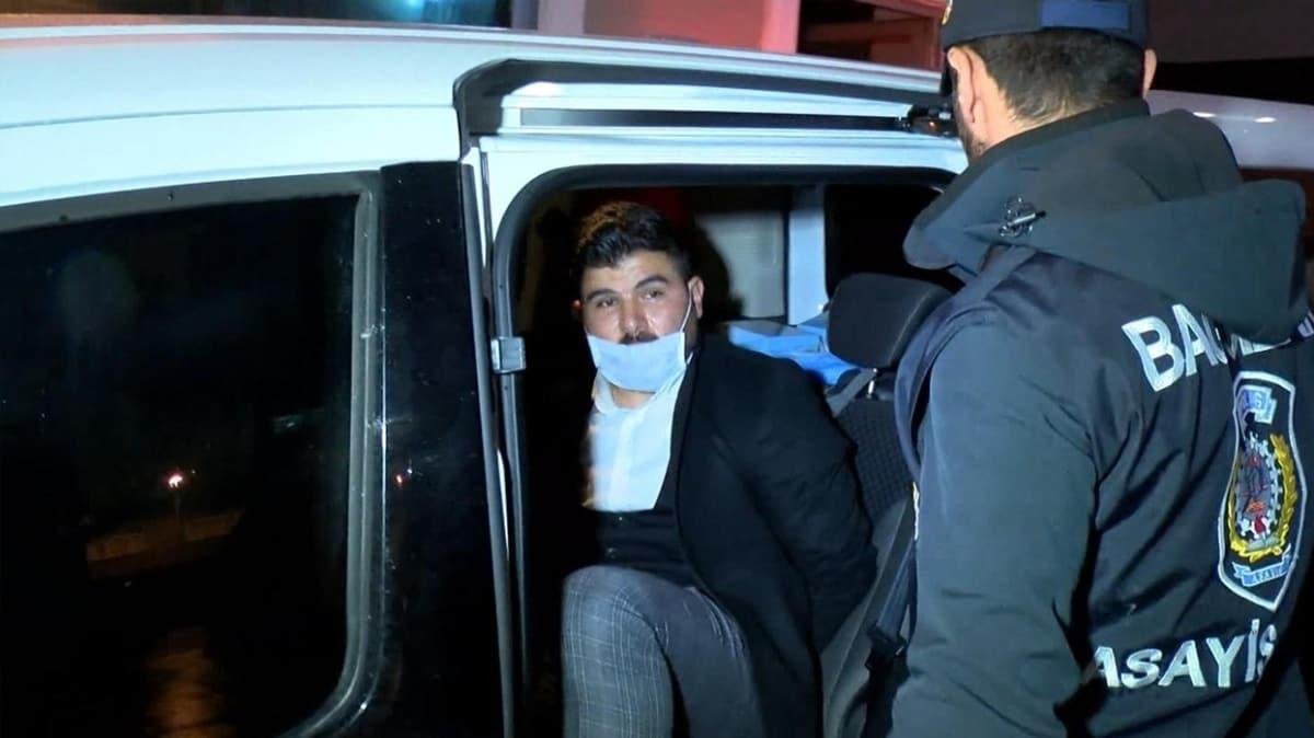 Utandıran görüntü cezasız kalmayacak! Yaşlı vatandaşa zorla maske takıp başına kolonya döken şahıs gözaltına alındı