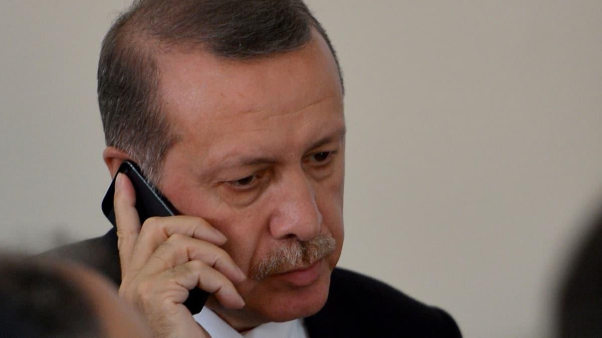 Başkan Erdoğan'dan Abdurrahim Albayrak ve Fatih Terim'e geçmiş olsun telefonu