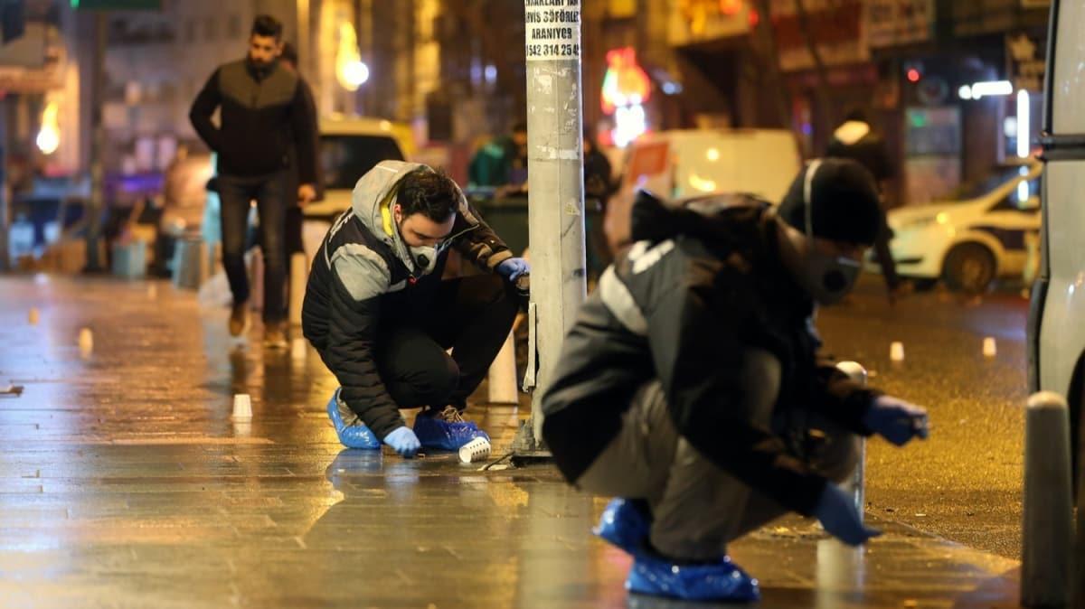 İş yerine gece yarısı silahlı saldırı: 3 yaralı