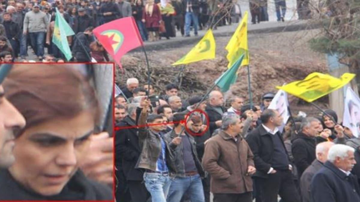 HDP'li başkan görevden alınmıştı... O görüntüler ortaya çıktı