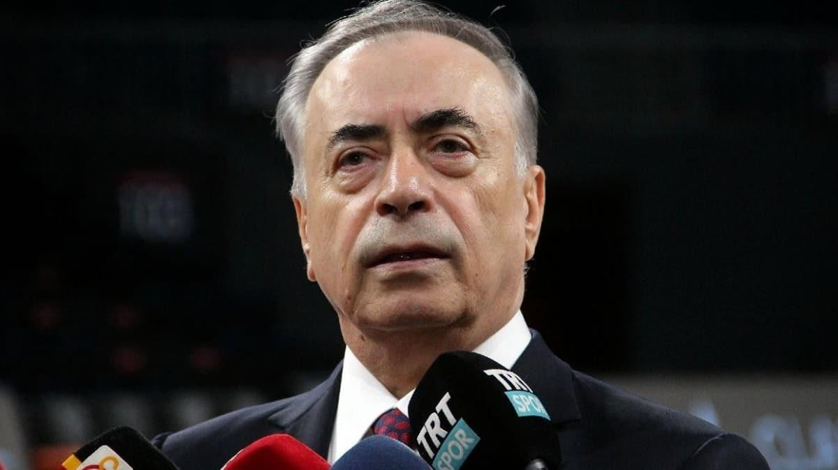Galatasaray Başkanı Mustafa Cengiz de koronavirüs testine girdi