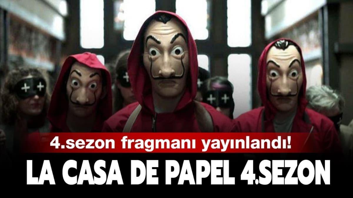 La Casa de Papel yeni sezon!