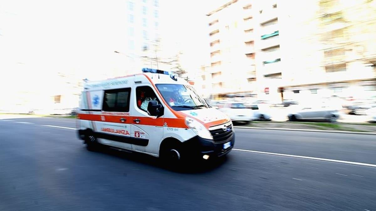 İtalya'da koronavirüse bağlı ölü sayısı 743 artarak 6 bin 820'ye yükseldi