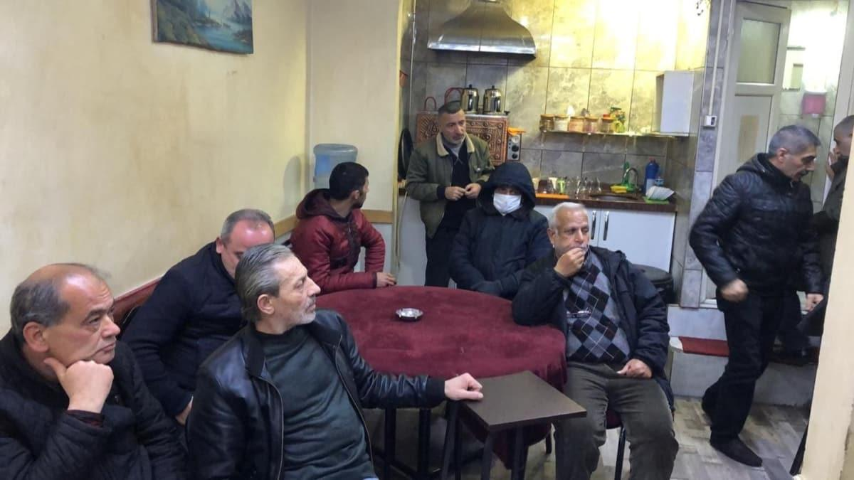 Beyoğlu'nda iki dernekte toplanan 20 kişi gözaltına alındı