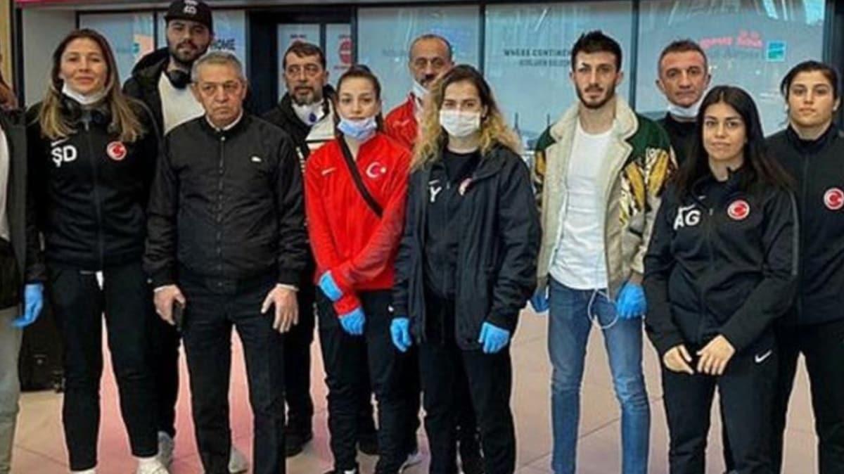 Milli sporcularımızın kafilesinde koronavirüs vakaları tespit edildi