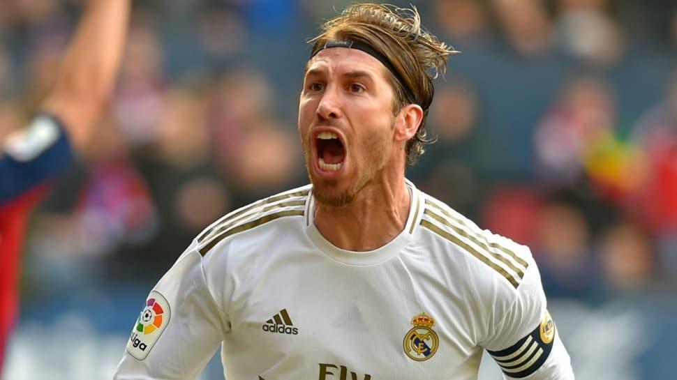 Sergio Ramos'tan 'korona' bağışı