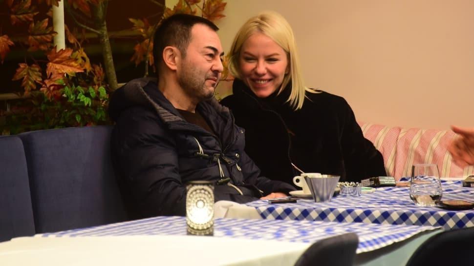 Serdar Ortaç ve Seçil Gür aşkı kısa sürdü!
