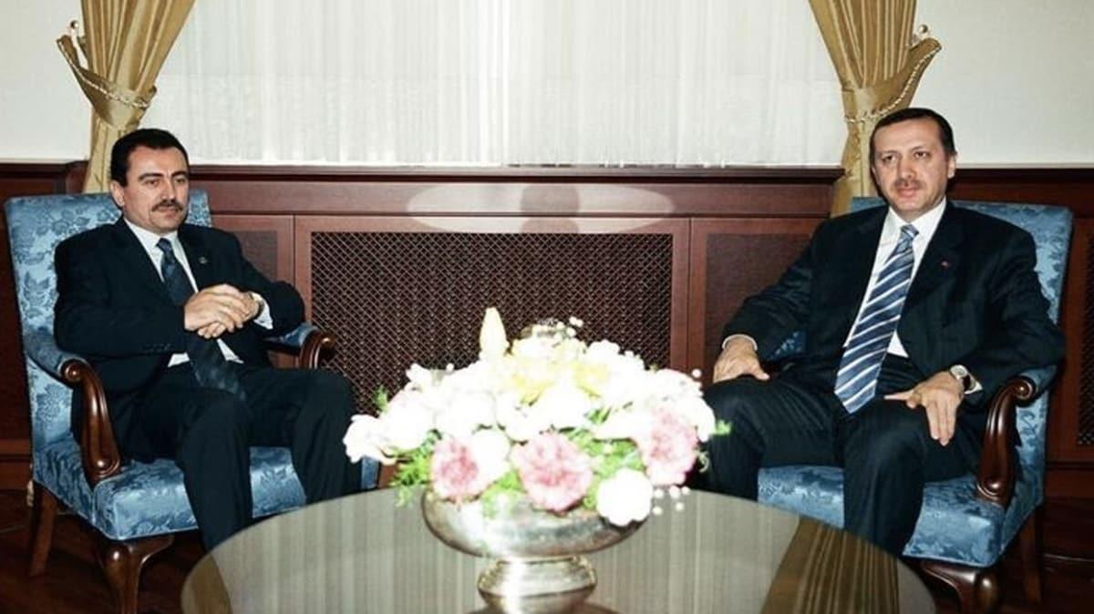 Başkan Erdoğan: Kardeşimi hasretle yad ediyorum