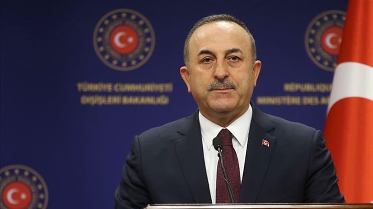 Bakan Çavuşoğlu: Yurt dışında 32 Türk vatandaşımız hayatını kaybetti