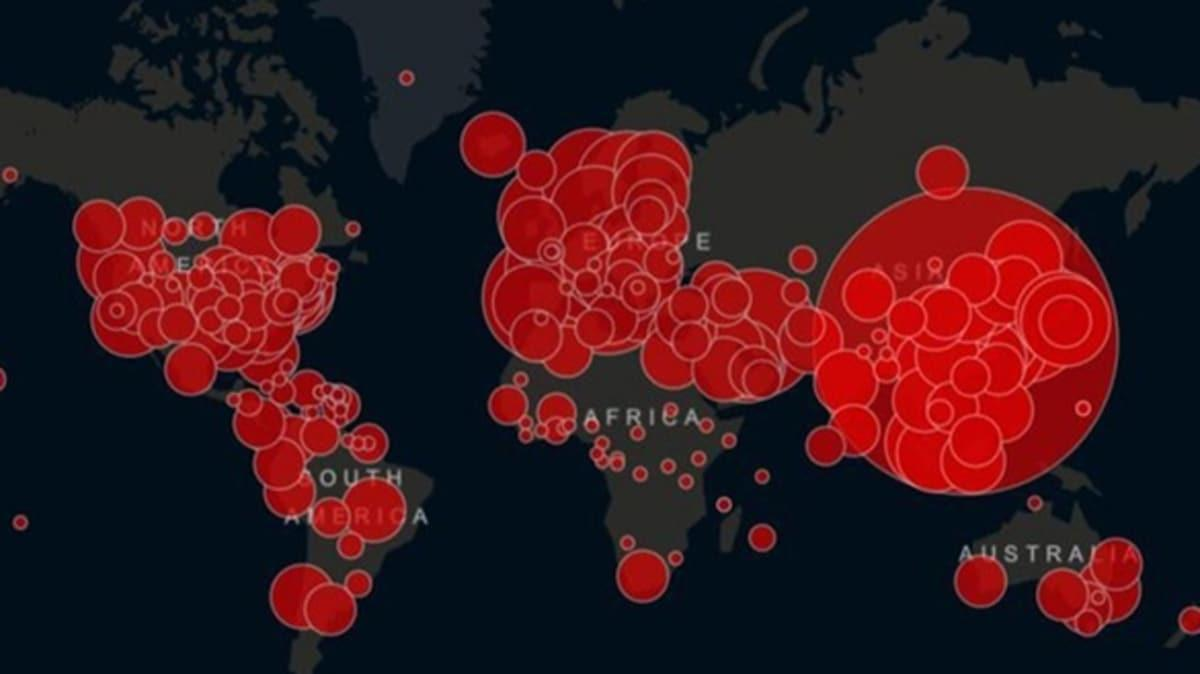Türkiye ve dünya genelinde koronavirüste son durum
