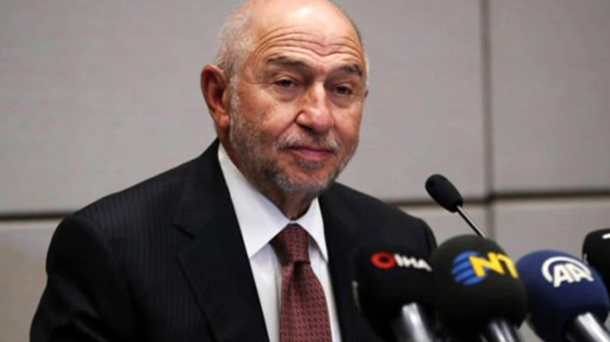 TFF Başkanı Nihat Özdemir sessizliğini bozdu