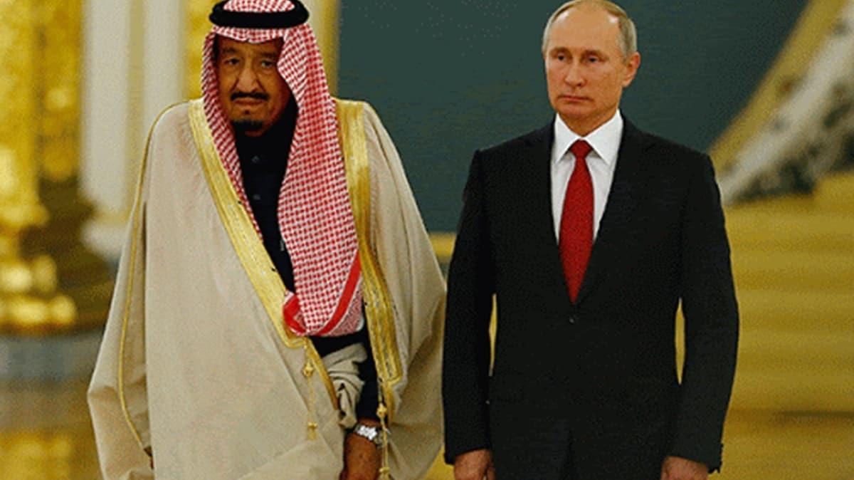 Putin'den kritik Suudi Arabistan kararı: Müzakere yok