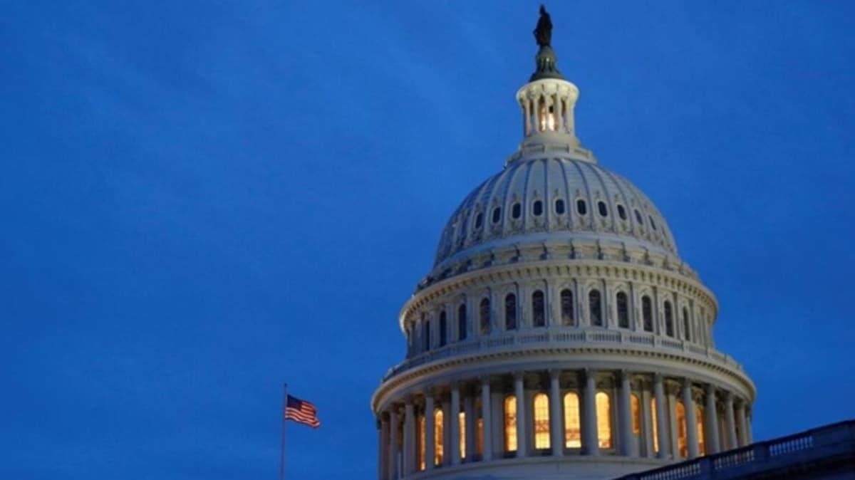 ABD Senatosu, destek paketinde uzlaşıya vardı