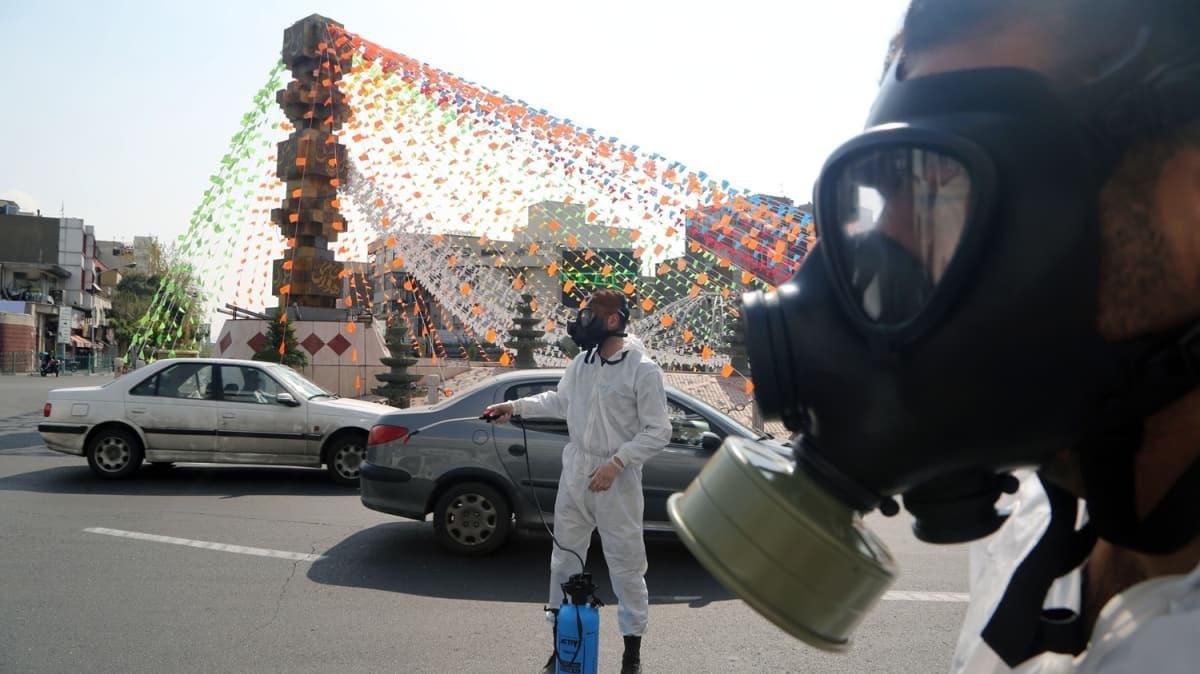 İran biyolojik savunma tatbikatı başlattı