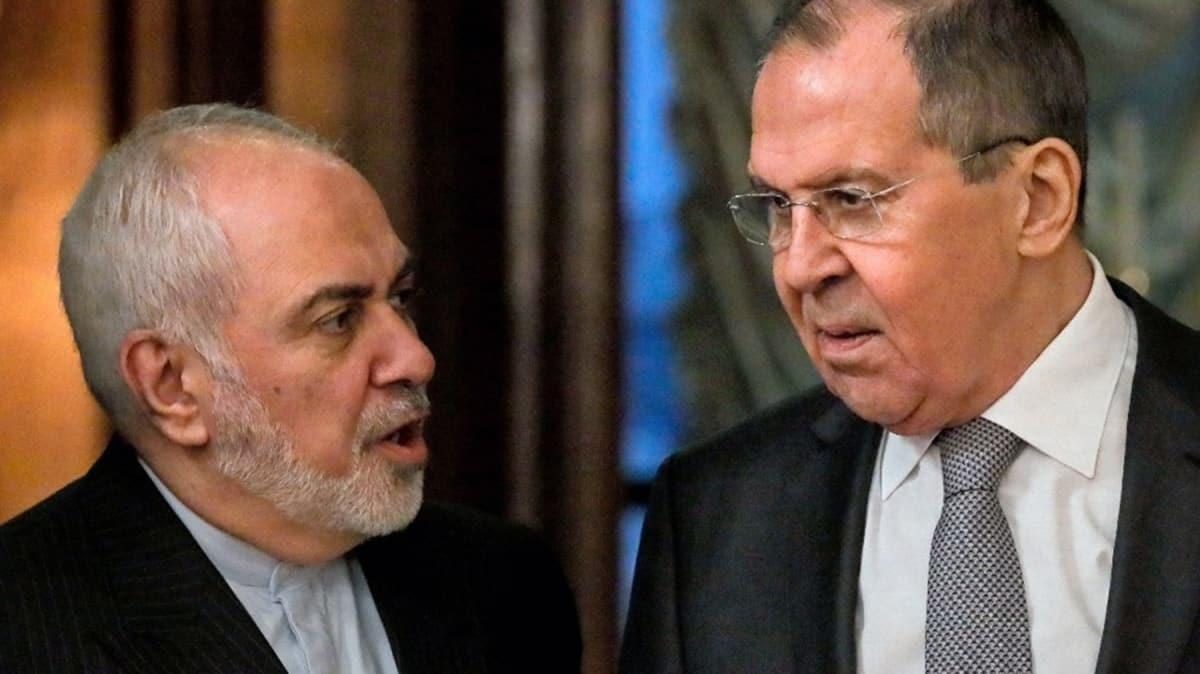 Rusya'dan ABD'ye çağrı: İran'a yönelik yaptırımları kaldırın
