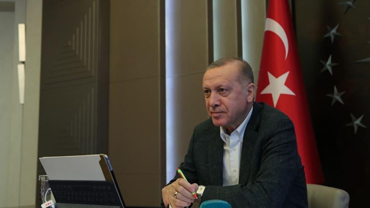 Başkan Erdoğan, video konferansla G20 koronavirüs zirvesine katılacak